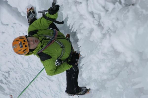 Hajo Friedrich im Warmduscher - Berchtesgadener Land