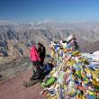 am Gipfel vom Stok Kangri 6140 m
