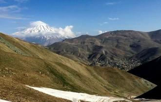 Damavand 5671 m