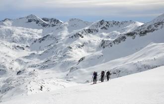 tolle Skitouren in Bulgarien