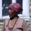 Gurung Frau