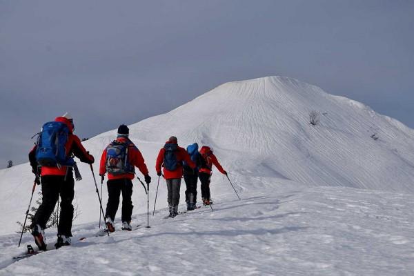 Skitour zum Riedbergerhorn