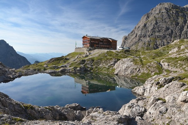 Karlsbader Hütte