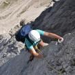 ideales Klettergebiet