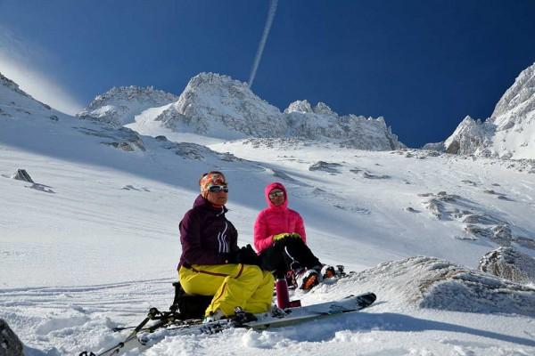 Skitouren in den Pyrenäen