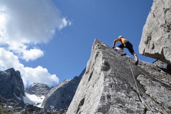 Kletterkurs Blaueis