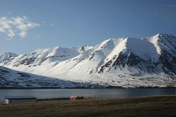 Skitouren in Island