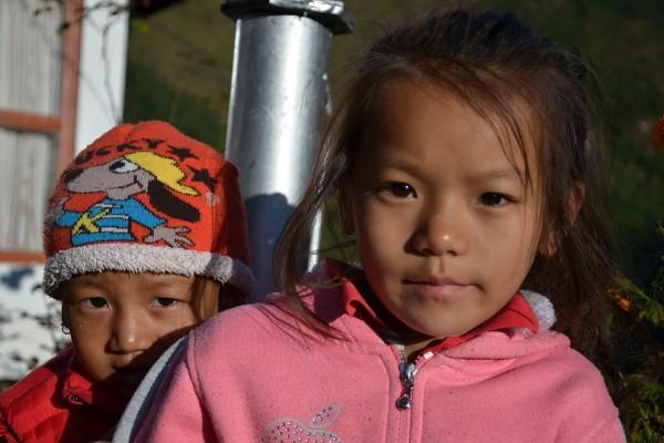 Gurung Kinder