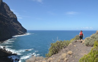 Mit Reisefieber auf La Gomera
