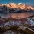 tolle Stimmung auf den Lofoten - Photo von Karl Seidl