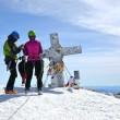 Gipfel Pico de Aneto