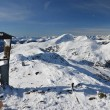 Gipfel Klommnock 2350 m