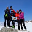 2014 am Damavandgipfel 5671 m