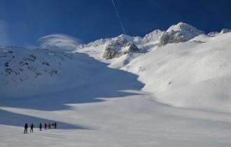 Skitouren in den Pyrenäen 2017