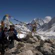 2014 Trekking rund um den Manaslu