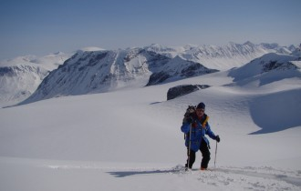 Skitouren in Jotunheimen