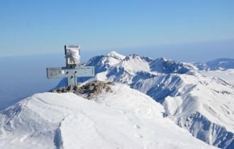 Gipfel Corno Grande