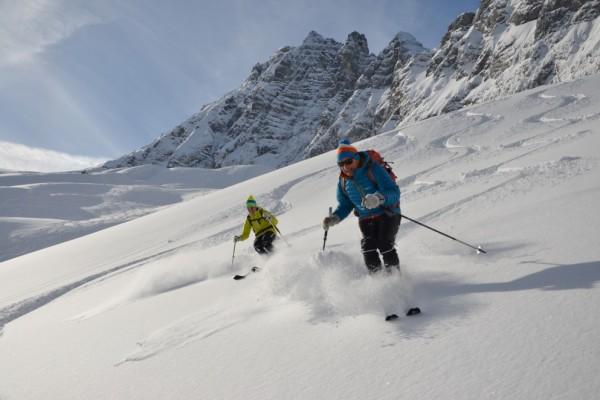 Skitouren in Berchtesgadener Alpen