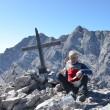 Gipfel Kleiner Watzmann
