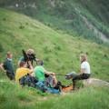 Alpentraversale mit Bergauf-Bergab - Bild Roderus