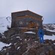 Damavand Hüttte 4250 m