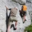 Kletterübungen