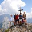 Gipfelglück am Steinberg