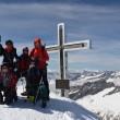 Gruppe am Gipfel