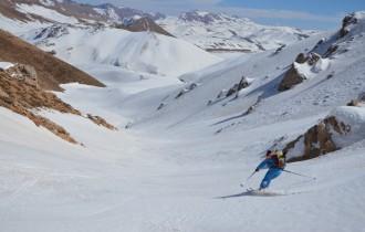 Skitouren im Zagrosgebirge