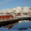 Fischerhütten auf den Lofoten